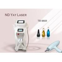 China E-light RF ND Yag Laser Multifunctional Wrinkle Tattoo Removal Hair Removal Machine on sale