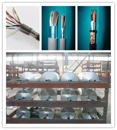 Quality Regular Gauge Industrial Aluminum Foil 1100 1200 3003 for Beverage Foil Label  Liding for sale