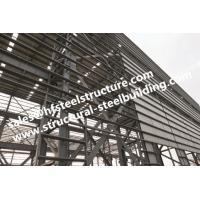 China Q235 Q345 Heavy Metal Structural Steel Fabrication on sale