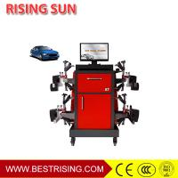 China Car repair used CCD wheel alignment machine for sale on sale