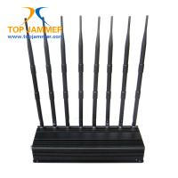 Signal jammer W.A. - Portable 4G lte 3G + GPS + Wifi Signal Blocker Jammer - GPS Jammer