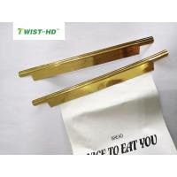 golden foil papertin ties in 16cm length adhesive Tin ties for paper bag,coffee bag Manufactures