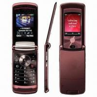 China New Unlocked Quad Band Motorola V9 Flip Mobile Phone, Supports Bluetooth on sale