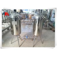 Beverage Plant Water Treatment Equipment Two Regeneration With Stainless Steel Tank Manufactures