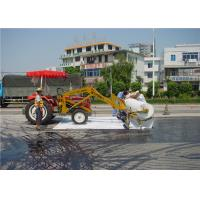 White PET Geotextile for filtration , seperation , slop protection , nonwoven geotextile Manufactures
