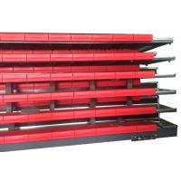 Quality Easy Install Steel Structure Stadium Bleachers Large Rotating Platform For Events for sale