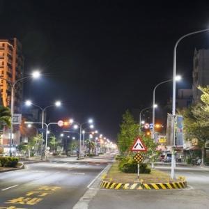 China Multi Beam Angle Outdoor LED Street Lights 30 Watt 140LPW Efficiency 5 Years Guarantee on sale