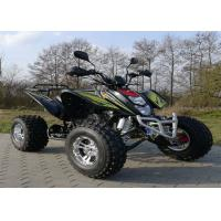 Quality CG Youth Four Wheelers Water Cooled , Rear Disc Brake 200cc Road Legal Quad Bikes for sale