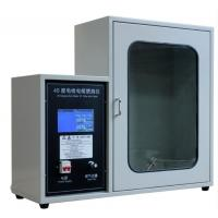 ISO 6722 Fire Testing Equipment Automotive Single Core Wire / Cable  Flammability Testing Equipment Manufactures