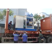 Labor Saving Soil Block High Speed Rotary Tablet Press 500 Ton With Mitsubishi PLC Manufactures