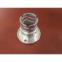 White CNC Machine Investment Casting Part For Beer Equipment Manufactures