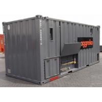 Transportable Bulk Fuel Storage Container Tank, Portable Generator Set Refueling Manufactures