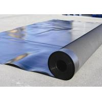 China High Tensile Strength HDPE Geomembrane , High Density Polyethylene on sale