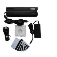 MSR606 Magnetic Stripe Card Reader Writer Encoder MSR206 MSR605 with 20 Cards Manufactures