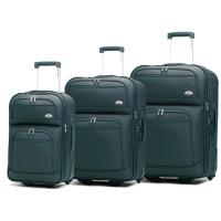 China soft cabin luggage bag sets,travelling bags,soft trolley luggage bag in stock in China on sale
