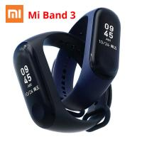 wholesale Xiaomi Mi Band 3 Miband 3 Instant Message Smart Band Watch Caller ID Waterproof OLED Touch Screen Heart Rate M Manufactures