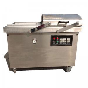 China vacuum sealer/double chamber vacuum sealing machine /vegetable vaccum packing on sale