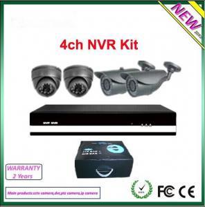 4ch NVR kit OV9712+3518E 720P&960P P2P  Camera kits Manufactures