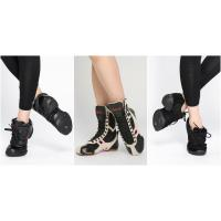 Dttrol Classic black Dance Sneakers Manufactures