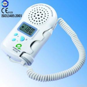 China Handheld Pocket Fetal Doppler on sale