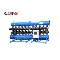 Backflush Disc Automatic Backwash Filter For Ro System Plastic Material Manufactures