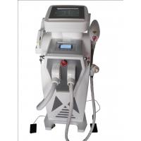 4 In 1 ND-YAG Laser IPL RF Double Screen For Shoulder , Hands Fat Removal Manufactures