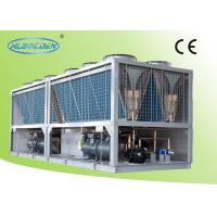 Modular Scroll Air Cooled Water Chiller Manufactures