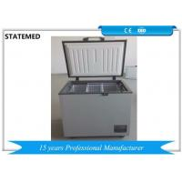 Buy cheap -25 Degrees Deep Chest Type Freezer / Medical Grade Freezer For Fresh Vegetables from wholesalers