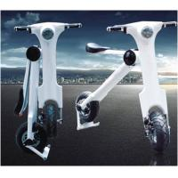 China AOWA Folding E Scooter Waterproof Electric Foldable Scooter With CE Certifications on sale