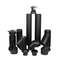 Buy cheap Weatherproof 6 Inch Insulated Chimney Pipe Easy Install Fully Sealed Components from wholesalers