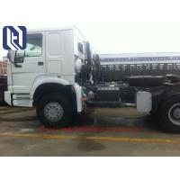 Sinotruk Howo 6x4 336 Hp Bulk Cement Truck For Tansport Powder 20m3 With Air Compressor Manufactures