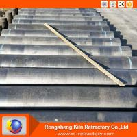 Long Life Refractory Products Low Resistivity Graphite Electrode For Steel Furance Manufactures