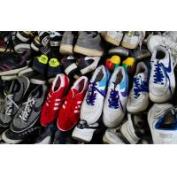Quality Durable Man or Women Used Sport Shoes / Second Hand Shoes Red White Grey Colorful for sale
