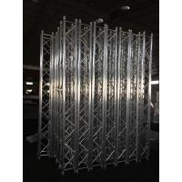 Quality Square Spigot Silver Stage Lighting Truss 300mm X 300mm For Party for sale
