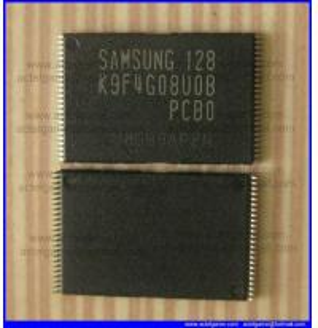 Xbox360 IC Samsung k9f4g08u0b Microsoft Xbox360 repair parts Manufactures