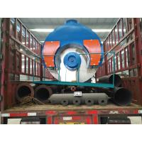 China Best Price 1000 Liter Smoke Tube Structure Commercial Biogas Natural Gas LPG Industrial Boiler on sale