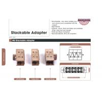 MU Stackable Adapter Fiber Optic Adapters Easily Install Integrated Simplex Manufactures