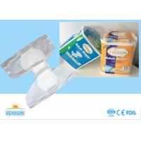 Overnight Adult Disposable Diapers For Old Persons With PE Cover Manufactures
