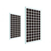 Semi Transparent BIPV Solar Panels For Residential And Commercial Roofs Manufactures