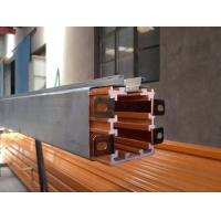 China 50-140A Multipole Bus Bar Systems High Voltage Small Space Long Service Life on sale