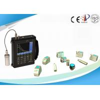 China Flaw Detection NDT Ultrasonic Testing Equipment With Real Time Curve LCD Display on sale