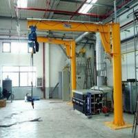 Portable Jib Crane with Simple Installation Manufactures
