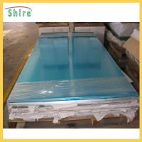 China Aluminum Sheet Plate Metal Surface Protection Film , Laser Protection Film Anti Dust on sale