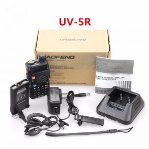 UV-5R Walkie Talkie 5W 128CH UHF+VHF HF Transceiver Ham Radio Amateur Manufactures