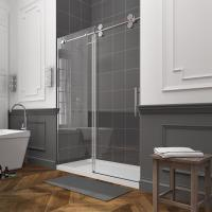 China Prefab glass shower unit custom shower room frameless glass showers on sale
