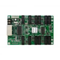 DMX Led Controller Card For Single / Tri Color Electronic Displays Signs Manufactures