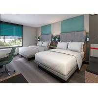 Buy cheap Commercial Intercontinental Hotel Bedroom Furniture Sets General Use from wholesalers
