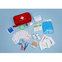 Customized Portable Small Travel First Aid Kit For Emergency Use Manufactures