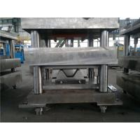 Highway Guardrail Roll Forming Machine High Yield Strength Galvanized W Beam Manufactures