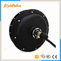 China High Efficiency 48v 1500w Electric Bicycle Motor 530rpm/min on sale